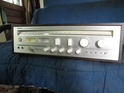 Yamaha CR-840 Stereo Receiver w Box n Manual 4 Repair