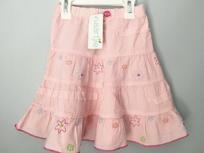 Girls Two Naartjie Tiered Skirts One NWTs Size XS 3 years