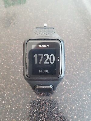 Tom Tom Multisport Watch With Built In Heart Rste Monitor