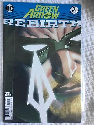 DC Rebirth Green Arrow - Issues 1-36  - Bagged
