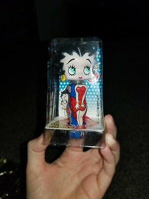 betty boop lip gloss candy cute vintage red old yellow girly kids children toy