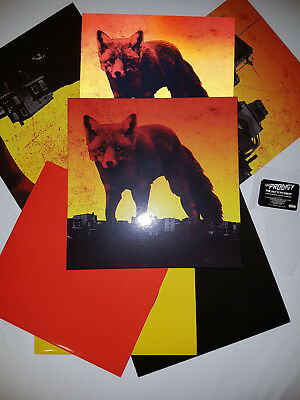 The Prodigy - The day is my enemy - Limited Edition Deluxe 3 LP Boxset Vinyl Box