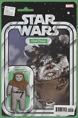 Star Wars #51 Christopher Action Figure Variant Disney Marvel 7/18