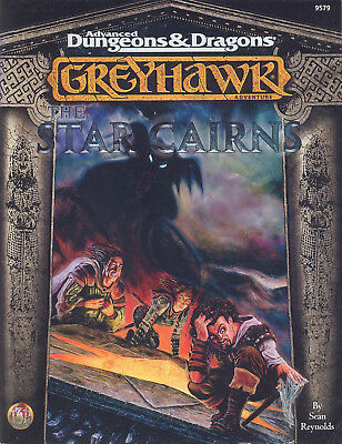 (AD&D) Advanced Dungeons & Dragons GREYHAWK - The Star Cairns