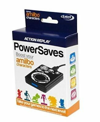 Action Replay Powersaves for Amiibo Character Boost and Cheats with Power Tag