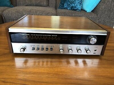 REALISTIC STA-46 SOLID STATE AM/FM STEREO RECEIVER (AS IS) Nice