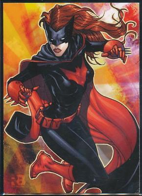 2012 Cryptozoic DC Comics New 52 Trading Card #8 Batwoman