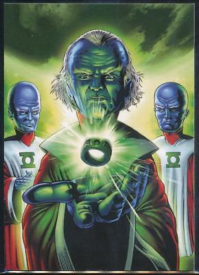 2012 Cryptozoic DC Comics New 52 Trading Card #57 The Guardians of the Universe