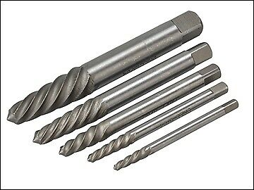 Teng SE05 Screw Extractor Set 5 Piece TENSE05