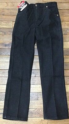Wrangler~Children's Pro Rodeo Black Jeans~Size 11 Slim ~Pre-shrunk