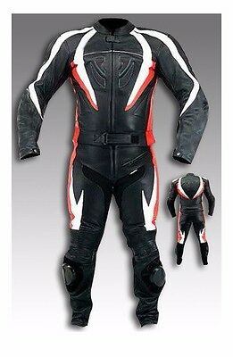 Custom Tailor Made Leather Sports Racing Motorcycle Suit RK-2022