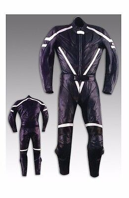 Custom Tailor Made Leather Sports Racing Motorcycle Suit RK-2019