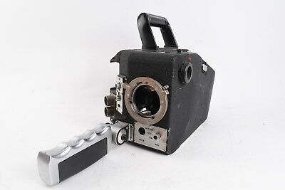 Cinema Products CP-16R 16mm Reflex Motion Picture Movie Sound Camera BODY ONLY