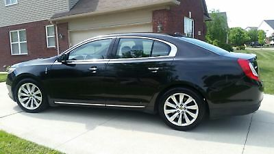 2014 Lincoln MKS  2014 Lincoln MKS Clean Title With Extended Warranty From Lincoln