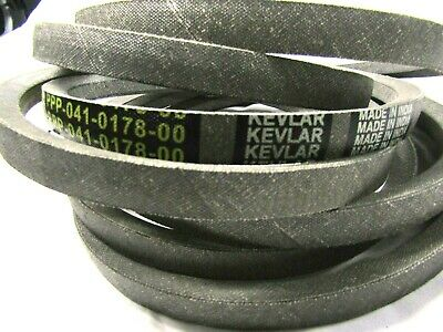 "Oem Spec Replacement Belt For Bad Boy 041-0178-00 Outlaw Extreme Xp 61"" Decks"