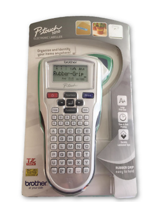 Brother PT-1010 Touch Labeller - New $40