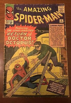 The Amazing Spider-Man #11 (Apr 1964, Marvel)