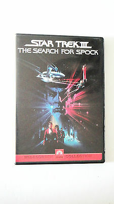 Star Trek III: The Search for Spock (DVD, Widescreen, 2000)