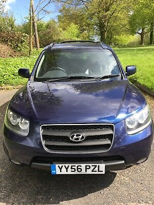 Hyundai Sante Fe, CRTD 4WD, 7 Seater, Towbar, roof bars. Great condition.