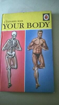 Your Body-Vintage Ladybird Book