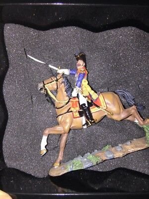 King & Country NA111 Cuirassier General  (Napolionics) Soldier Figurine