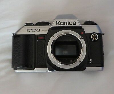 Konica FT-1 body - working order
