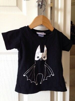 Tobias And The Bear Bat T Shirt 12-18 Months