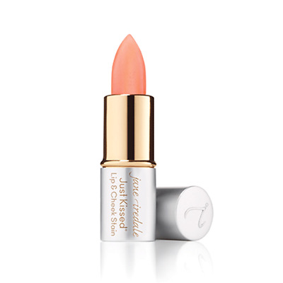 Jane Iredale Just Kissed Lip & Cheek Stain FOREVER PINK Travel Sample Size mini