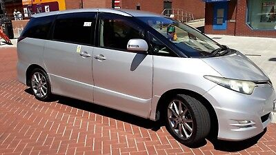 2008 TOYOTA ESTIMA AERAS 2.4cc S-Pack AUTOMATIC 8 SEATER 4WD with MOT(June 2019)