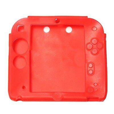 Silicone Protective Case Soft Case Cover for Nintendo 2DS K7M1