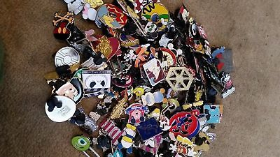 Disney Trading Pins Lot of 50 Different Pins Brand NEW US SHIPPER  FREE Shipping