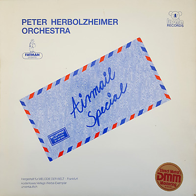 The Peter Herbolzheimer Orchestra ‎Airmail Special 1987 Koala Records ‎P 15 SWR