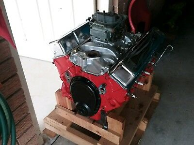 350 chev motor Engine May suit hq hj hx hz wb And Ski Boat