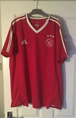 Official Ajax 2017/18 Training Shirt - XL - Great Condition!