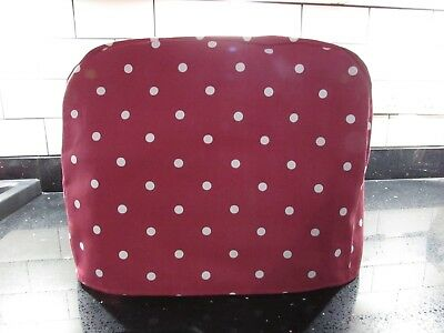 Dotty Sage Kenwood Chef Food Mixer Dust Cover