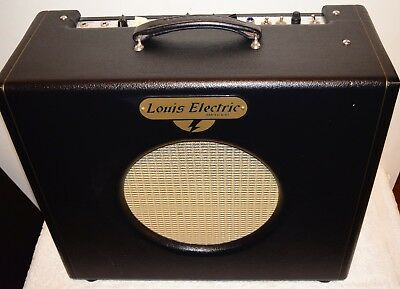 Louis Electric KR12 Boutique Hand Wired Guitar Amplifier