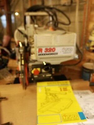 ISD radial arm saw excellent condition used a handful of times collection only