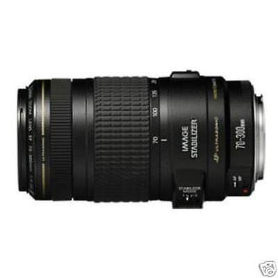 Canon 70-300 Ef  1:4-5.6 Is Usm