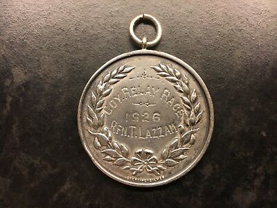Solid silver medallion 22.4 grams