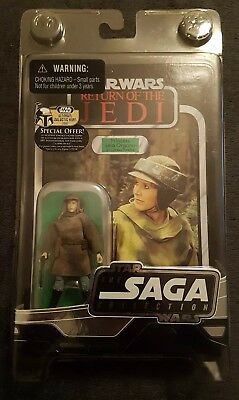 STAR WARS Vintage Collection Princess Leia Organa Endor TSC OVP Hasbro