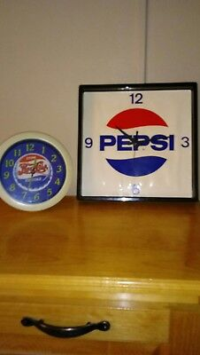 Pepsi-Cola Clocks