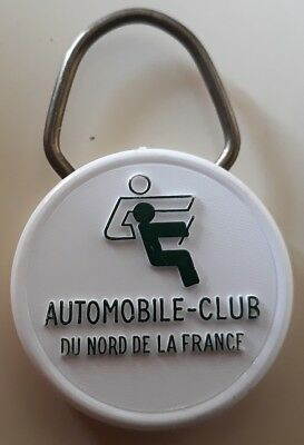porte clefs AUTOMOBILE CLUB DU NORD DE LA FRANCE