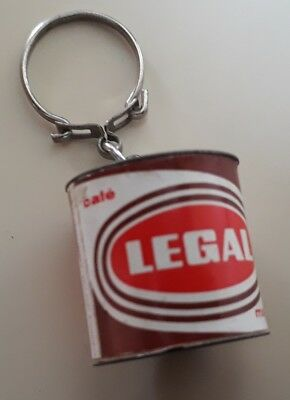 porte clefs LEGAL  ROUGE