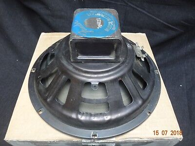 "Vintage Fender AlNiCo 10"" speaker 8 Ohm made by CTS USA"