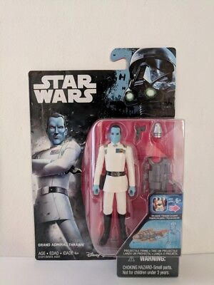 NEU/CASEFRESH! Star Wars Rogue One Grand Admiral Thrawn Hasbro