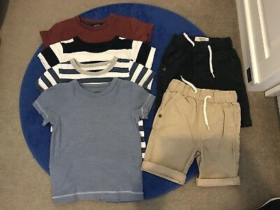 Baby Boys 12-18 Month Next Bundle Shorts & T-Shirts