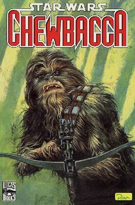 STAR WARS SONDERBAND NR.  4, Chewbacca, Dino