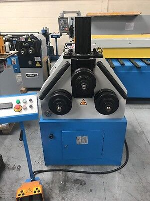 Mach- Roll 65 Hydraulic section roller