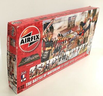 Airfix The Battle Of Waterloo Set - A50174 - 1:72 Scale - Rare