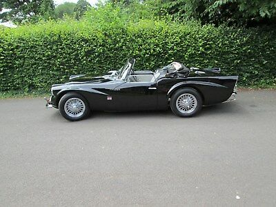 Daimler SP250 Dart 1963.Black,Beautiful example